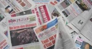 اهتمامات الصحف الافريقية