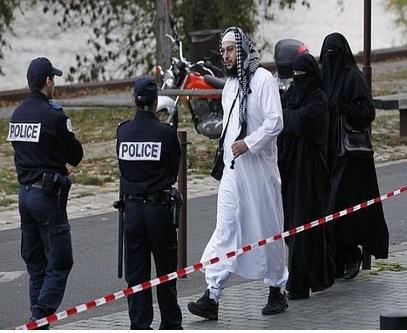 المسلمون بفرنسا