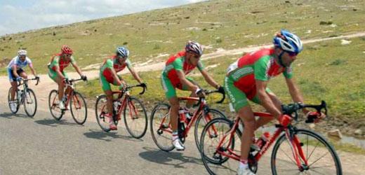 المنتخب الوطني لسباق الدراجات يخوض تربصا إعداديا بجامعة الأخوين بإفران
