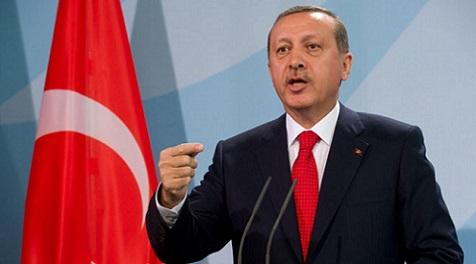 اردوغان يدعو لمكافحة العداء للإسلام