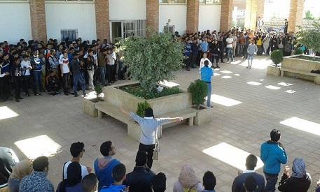 أساتذة العدالة والتنمية ينتقمون من طلبتهم البيجيديين بالمحمدية