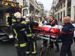 12 قتيلا في هجوم على صحيفة «شارلي ايبدو» في باريس واعلان حالة الانذار القصوى في
