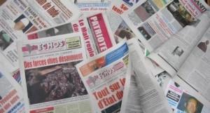 صحف افريقية