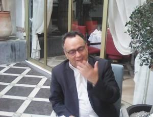 وزير الخارجية في حكومة الإنقاذ الليبية بطرابلس محمد الغيراتي