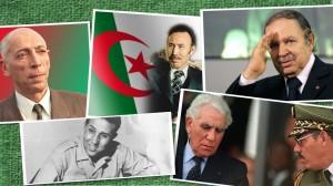 شرعية السلطة في الجزائر