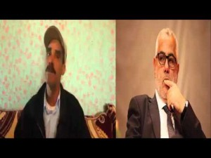 والد عبد الرحمان يكذب ابن كيران : «ماتاصلش بيا ابن كيران و لدي باقي فالسجن»