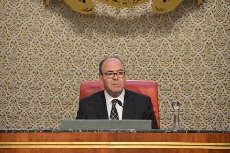 إعادة انتخاب عبد الحكيم بن شماش رئيسا لمجلس المستشارين