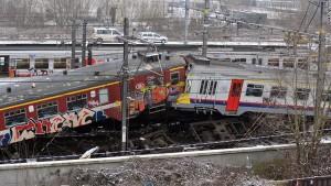 حادث قطار بلجيكا