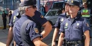 شرطة اسبانيا