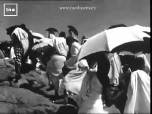 رحلة إلى الحج في الستينات