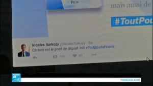 ساركوزي يعلن ترشحه لانتخابات 2017