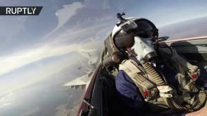 كاميرا تصور رحلة طائرة ميغ-29