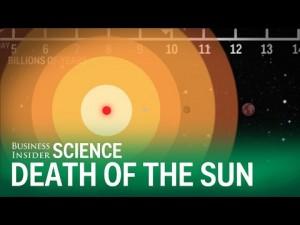 خبر صادم .. الشمس ستدمر الأرض قريبا