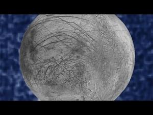 اكتشافُ دليلٍ على وجود رذاذ بخار ماء في قمر «يوروبا» التابع لكوكب المشتري