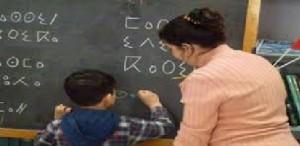 تدريس الأمازيغية