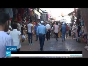 أسواق نموذجية للباعة المتجولين بالمغرب