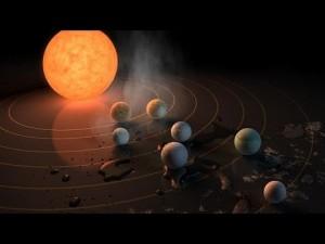 """10 معلومات تكشفها """"ناسا""""عن 7 كواكب شبيهة بالأرض"""