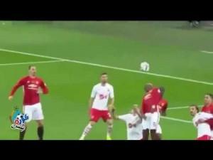 اهداف مانشستر يونايتد وساوثهامتون