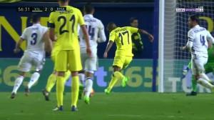 اهداف مباراة ريال مدريد 3-2 فياريال