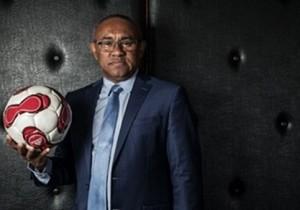 الرئيس الجديد للاتحاد الإفريقي لكرة القدم (الكاف) أحمد أحمد