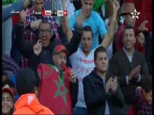 فوز المغرب على تونس
