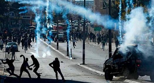 الفلسطينيون تحت صدمتين!