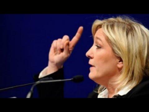 محكمة فرنسية تأمر بخضوع زعيمة اليمين المتطرف لوبان لتقييم نفسي
