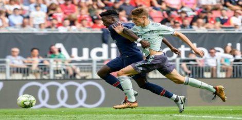 بايرن ميونخ يهزم باريس سان جيرمان بثلاثية في الكأس الدولية للأبطال