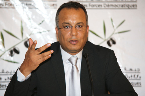 """""""FFD"""" تنبه ..تفاقم الأوضاع الاإجتماعية للمغاربة""""لا يحتمل مزايدات سياسية"""""""