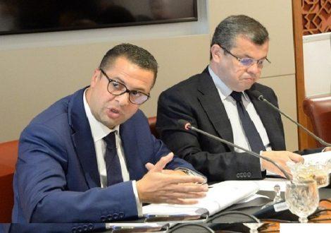لجنة التعليم والثقافة والاتصال بمجلس النواب تصادق بالأغلبية على مشروع قانون 60.17 والغراس يؤكد حمل المشروع لمستجدات تتماشى والإستراتيجية الوطنية للتكوين المهني 2021
