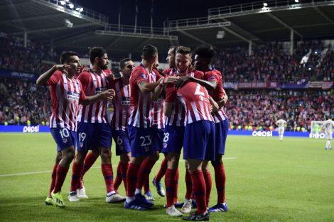 أتليتيكو يثأر من ريال مدريد ويحصد لقب السوبر الاوروبي