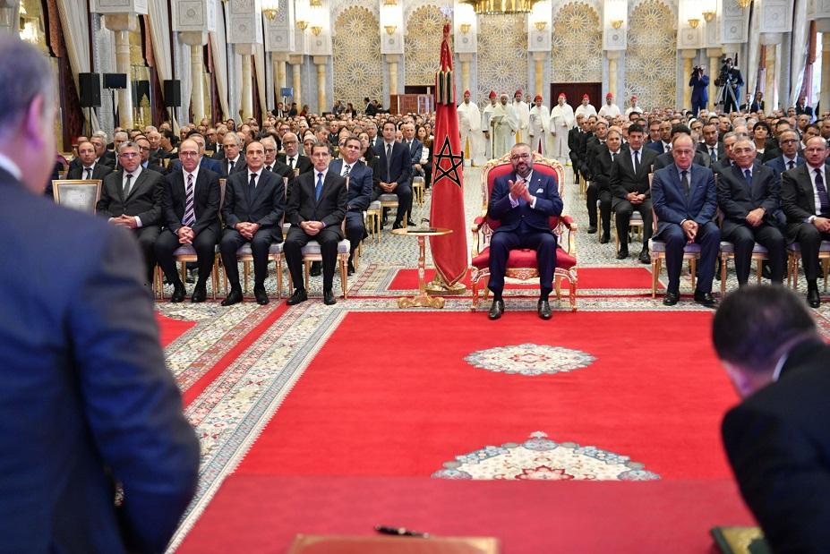 الملك يطلق المرحلة الثالثة من المبادرة الوطنية للتنمية البشرية وفق هندسة جديدة