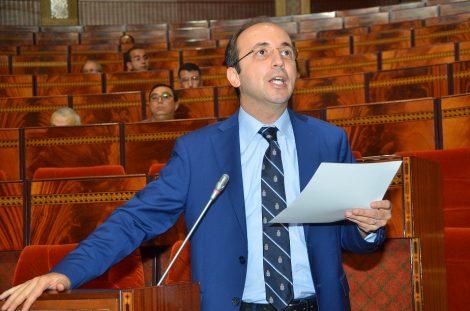الدكالي يؤكد نهوض وزارته بالصحة العقلية