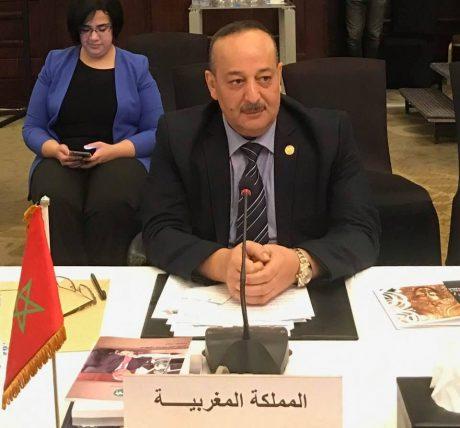 الأعرج يبرز بالقاهرة جهود المغرب في تدعيم المجال الثقافي