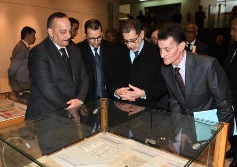 في حفل بالرباط..الأعرج يبرز قيمة جائزة الحسن الثاني للمخطوطات في المشهد الثقافي المغربي