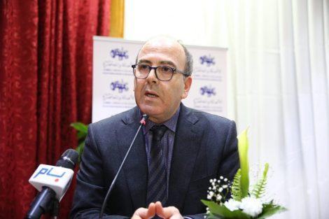 بن شماش يواصل تعبئة مناضلي (البام) من أجل تكريس الريادة السياسية والانتخابية للحزب