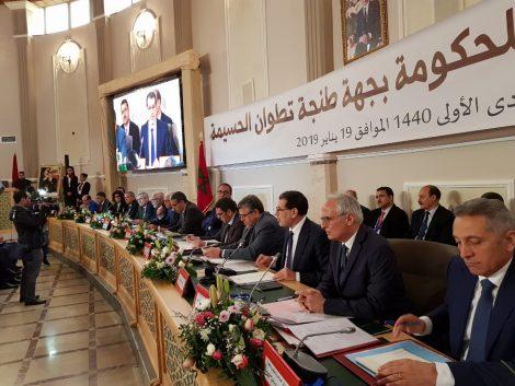 العثماني: معبؤون للاستجابة لمصالح ساكنة ومناطق جهة طنجة تطوان الحسيمة
