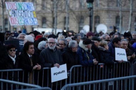 نائبة فرنسية تندد بدعوة وزير إسرائيلي يهود فرنسا للهجرة إلى إسرائيل