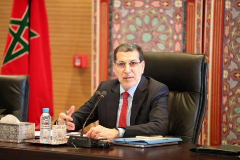 العثماني يؤكد عزم حكومته على تنفيذ الاستراتيجية الوطنية للتنمية المستدامة