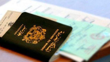 الشرطة توقف 5 إسرائلين متورطين في تزوير جوازات سفر مغربية