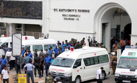 """""""جماعة التوحيد"""" تتصدر المسؤولية الأولي عن تفجيرات سريلانكا"""