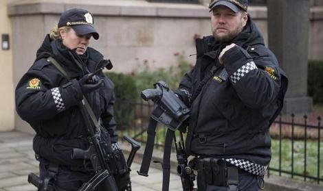 """الشرطة النروجية تعلن """"اعتراف"""" منفذ الاعتداء على مسجد قرب أوسلو بجرائمه"""