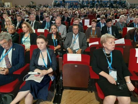 الغراس يشارك أشغال القمة الوزارية ومؤتمر التعليم والتدريب التقني والمهني بقازان الروسية بمشاركة المغرب