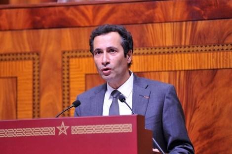 بنشعبون يكشف ملامح مشروع قانون مالية 2020 أمام مجلسي البرلمان