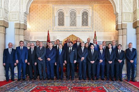 الحكومات المقلصة عددا بالمغرب منذ 1955 إلى الآن