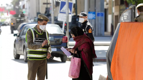 """خلال 24 ساعة..المغرب يُسجل2719 إصابة مؤكدة جديدة ب""""كورونا""""وو43 حالة وفاة"""
