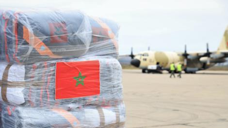 المغرب يتصدر دول العالم في مساعدة لبنان بعد انفجار مرفأبيروت